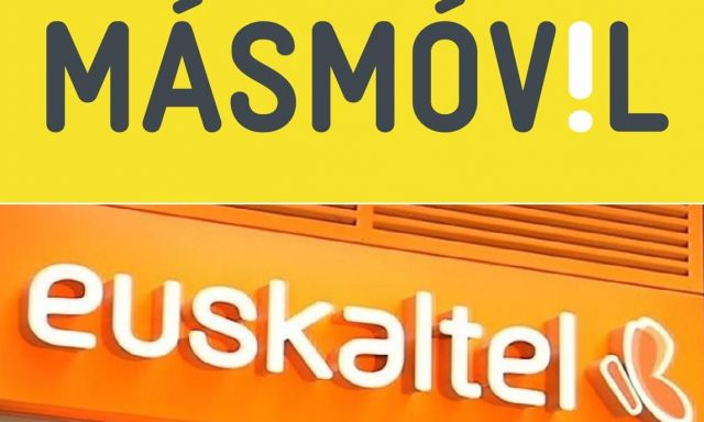 MásMóvil y Euskaltel se disputal ser el cuarto operador