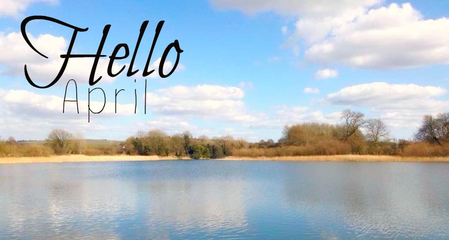 Formidable Joy - UK Fashion, Beauty & Lifestyle blog | Lifestyle | Hello April; Formidable Joy; Formidable Joy Blog; Hello April; What's hot this month