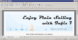 Infix PDF Editor Pro 7.1.0
