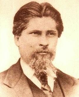 Imagen de Pedro Ruiz Gallo con barba y bigote