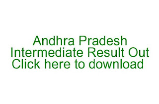 AP Intermediate Results 2016 Inter First Year and Second Year Result
