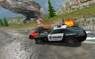 Racers Vs Cops : Multiplayer v1.27 Mod