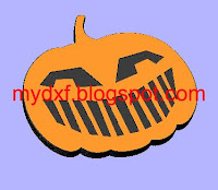 DXF 495 - halloween - Free DXF Files