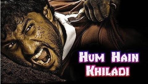 Hum Hain Khiladi 2019 Hindi Dubbed 720p HDTV 1.2GB