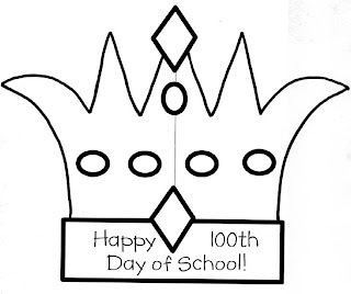 Primary Graffiti: 100th Day Expectations