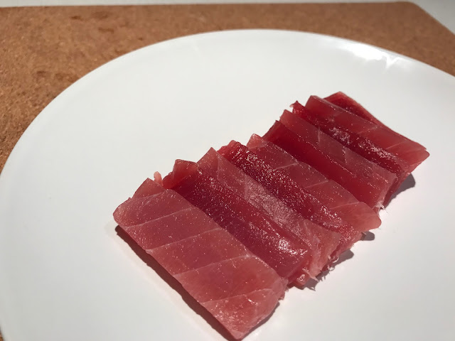 Nuevo producto en Mercadona: bandeja de atún fresco para preparar Sashimi