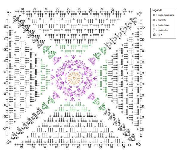 CTejidas [Crochet y Dos Agujas] — Patrón para tejer cojines a ...