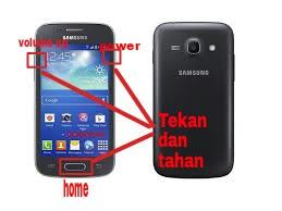 Cara Hard Reset dan Factory Reset Samsung Galaxy Ace 3 S7270