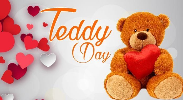 Teddy Day Quotes Wishes SMS for Her