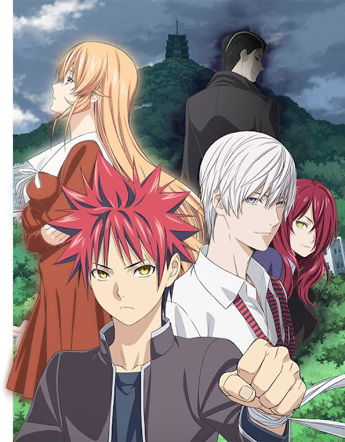 Food Wars! Shokugeki no Soma Season 3