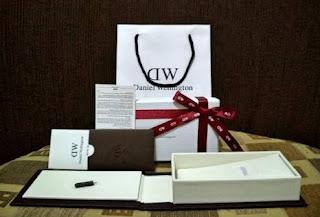 Jual Jam Tangan Dw Original BM box
