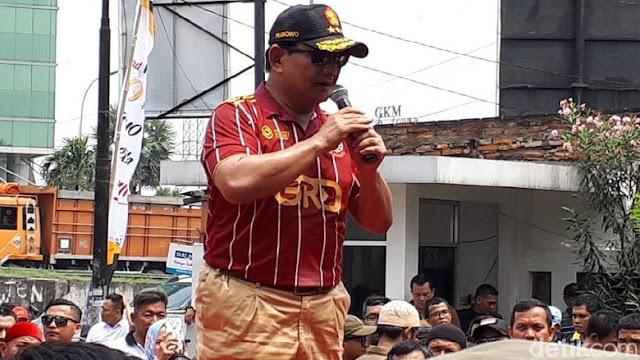 Prabowo Disebut Masinton Copras, Ini Tanggapan Tegas Gerindra