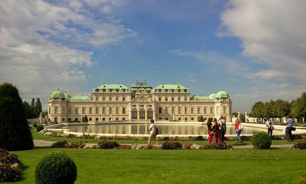 Palácio em Viena