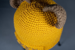 Ewok Hat Free Crochet Pattern