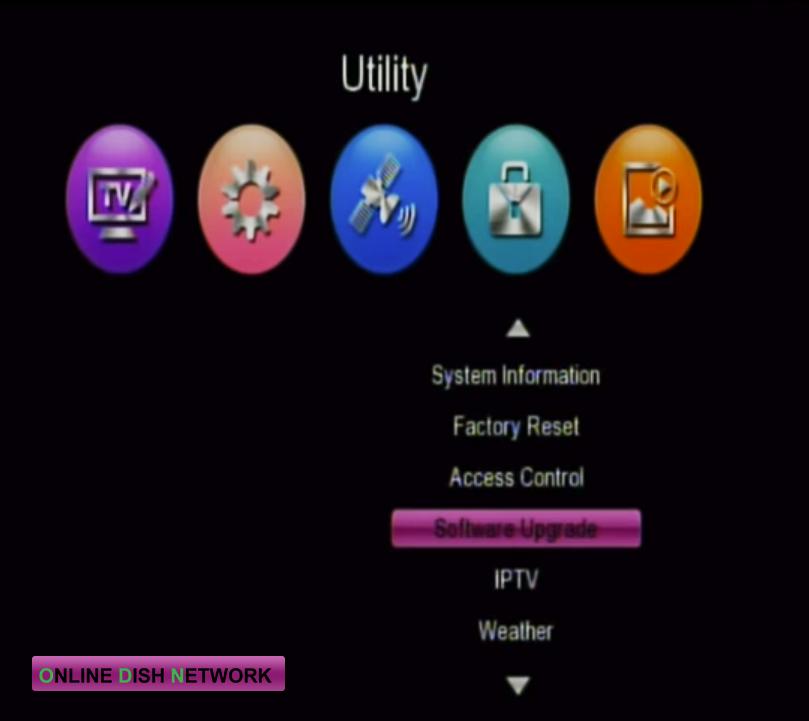 Neosat NS 8200 HD Receiver PowerVu Software 2019 - Online Dish Network
