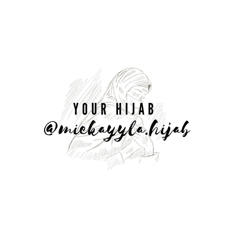 SHOPPING HIJAB WITH LOVE