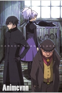 Darker than Black SS1 - Darker than Black 2012 Poster