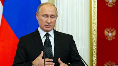 ရုရွားစစ္ေလယာဥ္ဆီးရီးယား ပစ္ခ်မႈ Putin နားလည္မႈနဲ႔ တုံ႔ျပန္