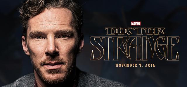 Benedict Cumberbatch dans Doctor Strange, de Scott Derrickson (2016)