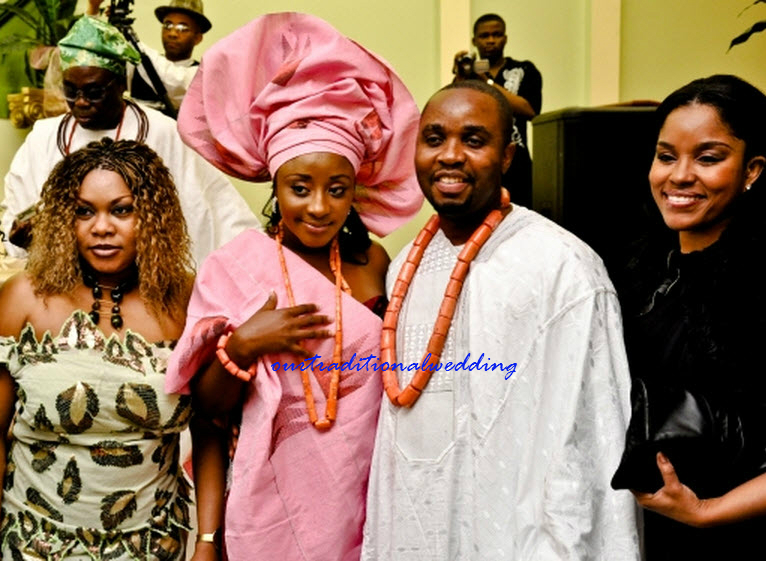 Ini Edo And Hubby