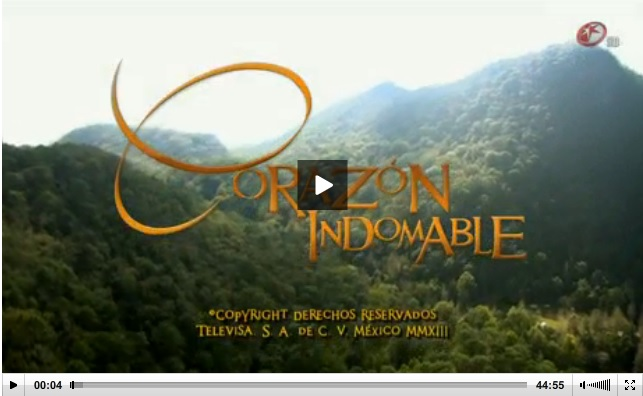 Telenovela Corazon Indomable Capitulos Completos