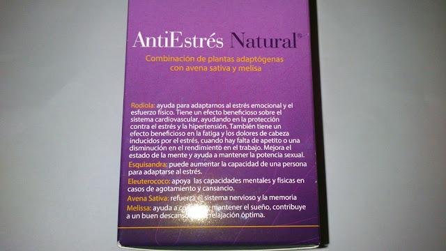 antiestres natural