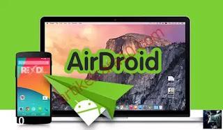 Aplikasi Hacker Android AirDroid Apk