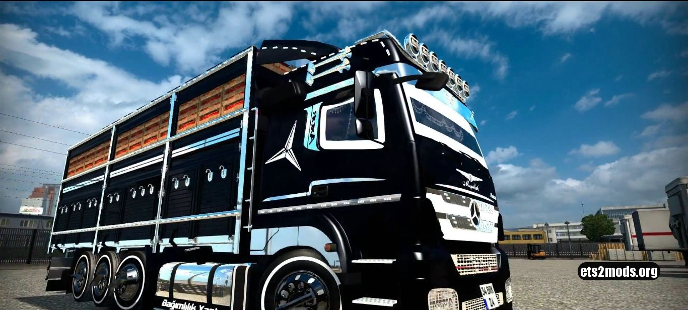 Mercedes Axor for 1,26 patch
