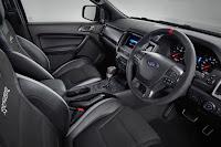 Ford Ranger Raptor Double Cab (2019) Interior