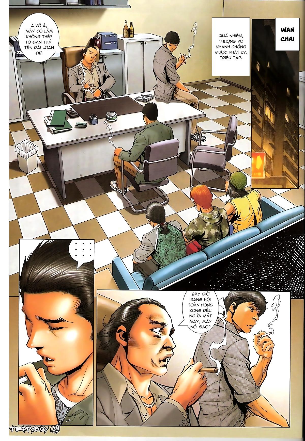 Người Trong Giang Hồ - Chapter 1318: Một mình gánh chịu - Pic 26