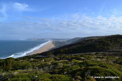 о пользе пеших прогулок в Португалии
