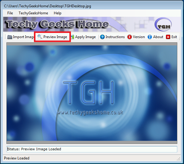 Windows 7 Lock Screen Changer v1.1 Released 7