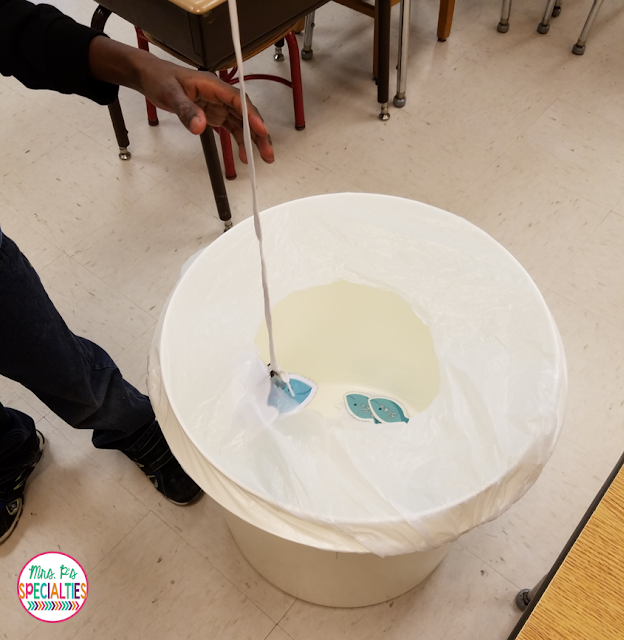 These multi-sensory learning activities help give students the needed background knowledge to better understand polar unit concepts.