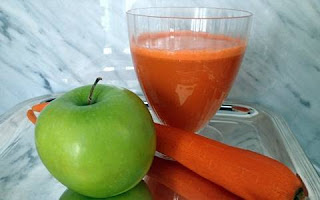 Health Benefits Of Apple Mixed Sweet Carrot Juice Recipe - Healthy T1ps