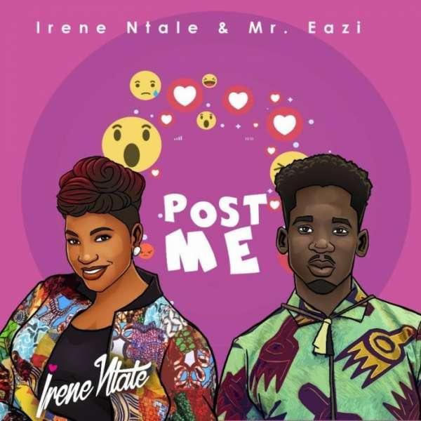 Irene Ntale x Mr Eazi