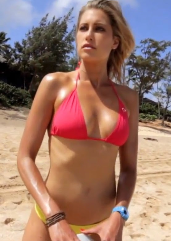 Female aussie surfer anastasia ashley has petite booty - 3 part 5