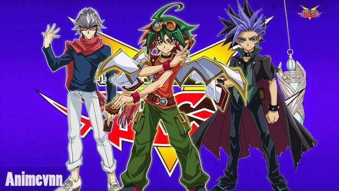 Ảnh trong phim Yu-Gi-Oh! Arc-V 1