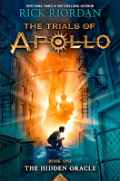Giveaway: The Trials of Apollo: The Hidden Oracle by Rick Riordan