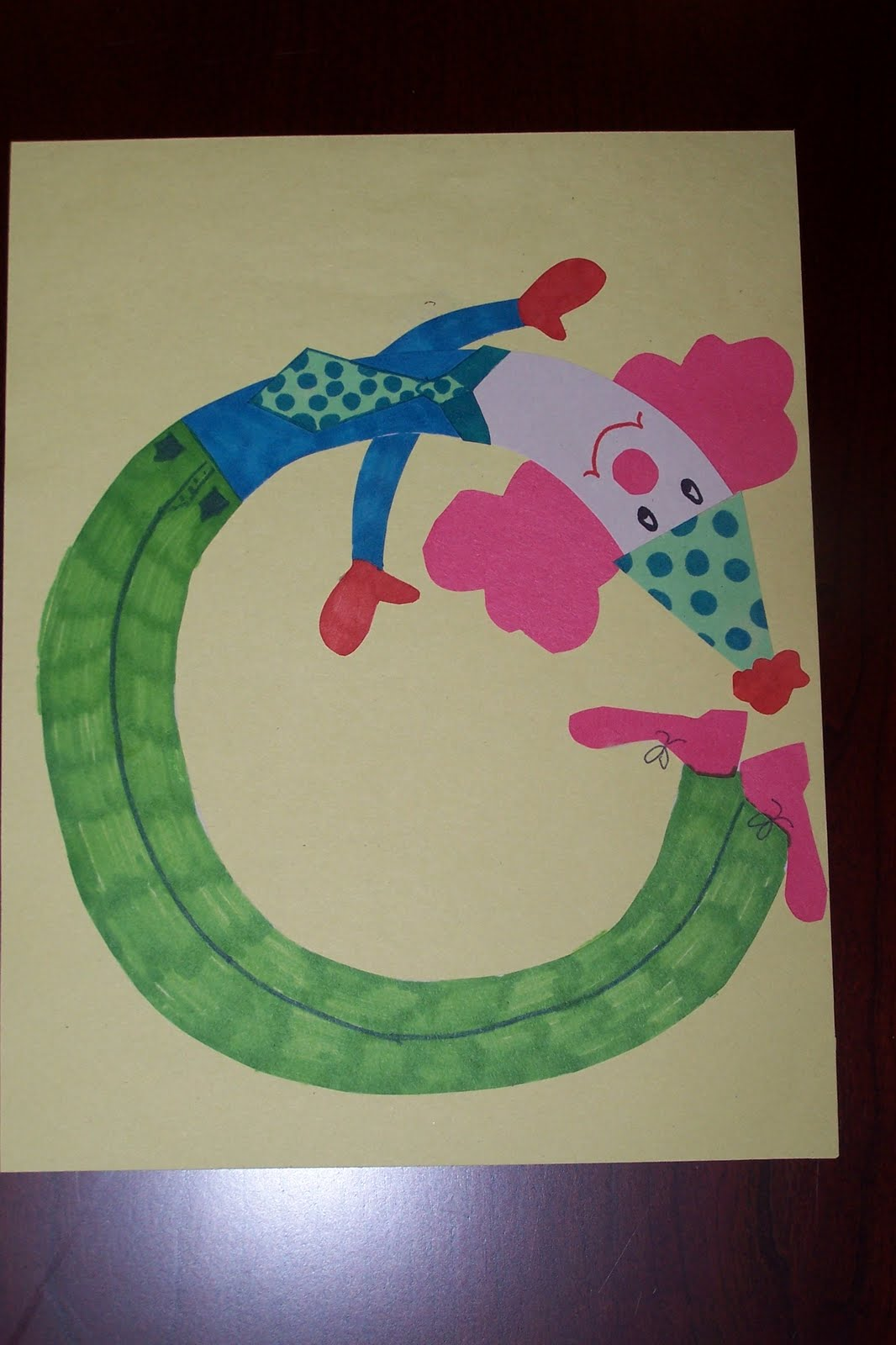 letter c preschool crafts the princess and the tot letter cc what s on the tray 22782