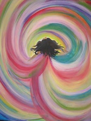 Abandon - painting by Shayani A. Turko