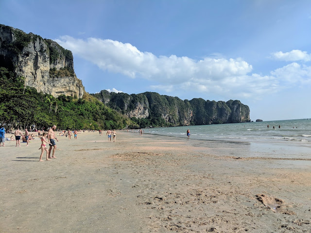 Krabi Part 1 Ao Nang - How to stop, enjoy and recharge?