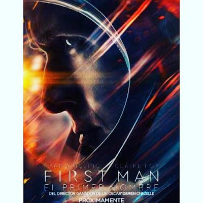 First man, el primer hombre,