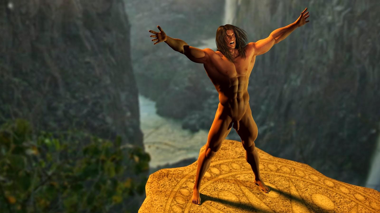 Naked Heros 14