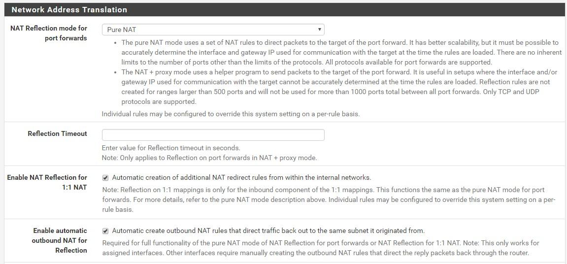 YUK Blog: pfSense Loopback IP