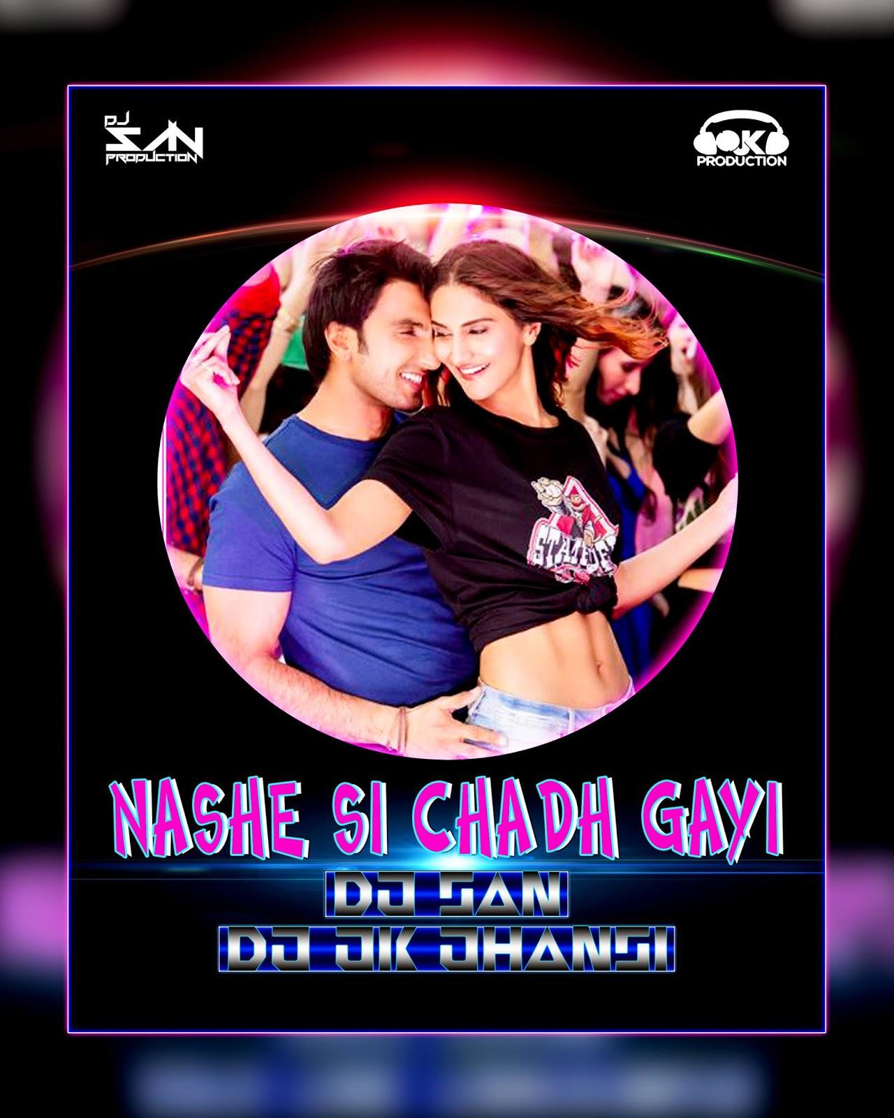 Bhagwa Rang Dj: DJ JK Jhansi Feat DJ San