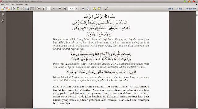 Kitab Agama Islam Pdf