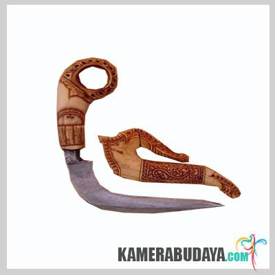 Beladau, Senjata Tradisional Dari Riau