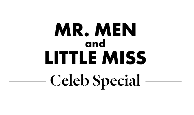 Mr Men and Little Miss Celeb Special