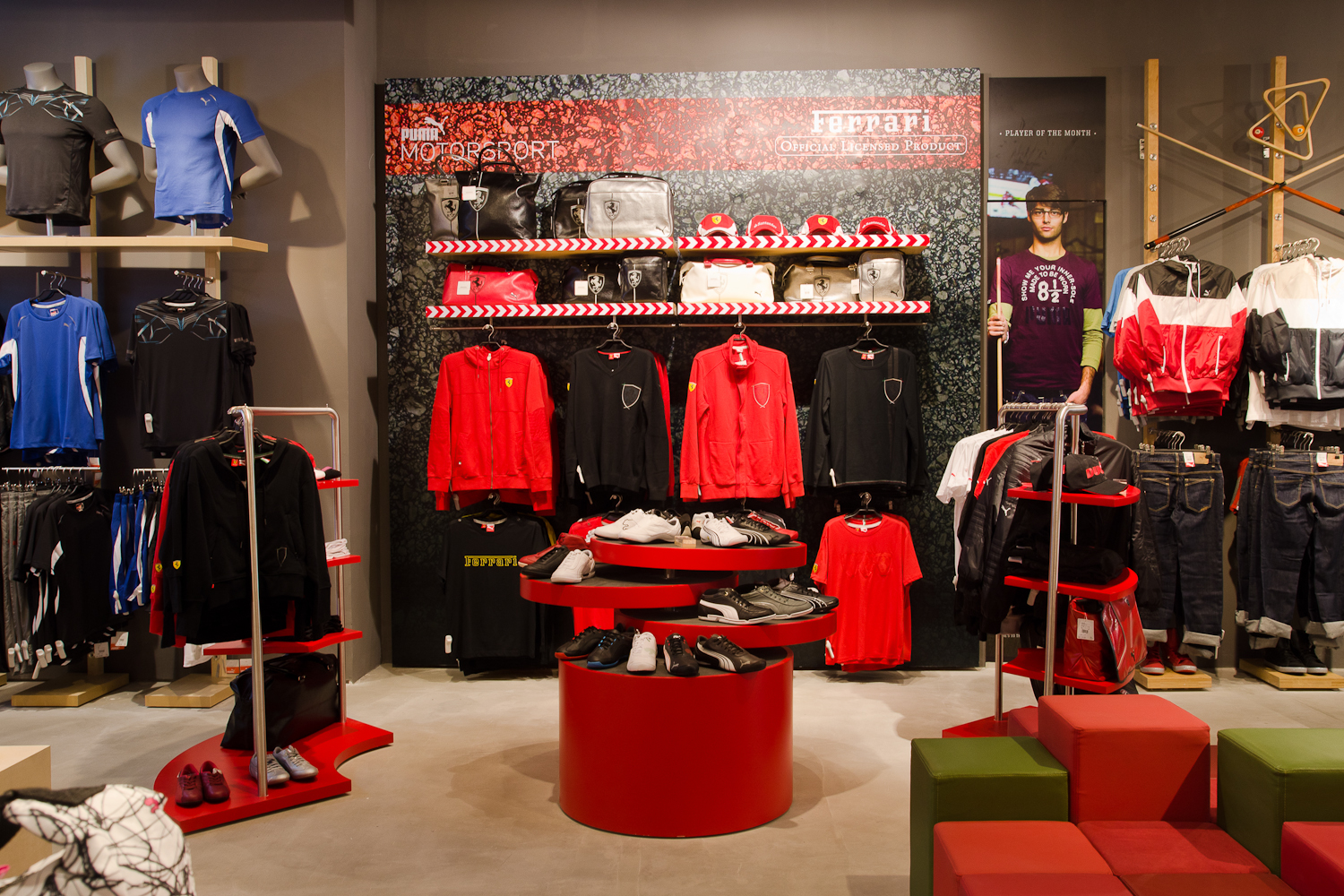 Frigglive  Puma Stores Re-Open With Fresh Retail Concept 2973bdd6cc0f