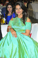 Pooja Jhaveri in Beautiful Green Dress at Kalamandir Foundation 7th anniversary Celebrations ~  Actress Galleries 020.JPG